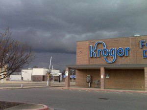 Point: Sky Above Kroger